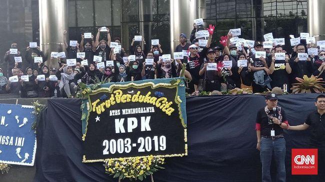 Revisi UU, KPK Berharap Jokowi Dukung Pemberantasan Korupsi