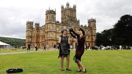 Demam 'Downton Abbey' Bikin Heboh Kastel Tua di Inggris
