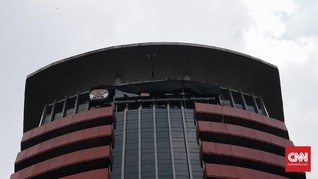 Suap Distribusi Gula, KPK Periksa Ketua KPPU