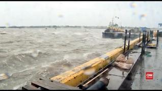 VIDEO: Setelah Bahama dan Florida, Badai Dorian Hantam Kanada