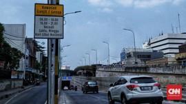 Perluasan Ganjil Genap Jakarta Resmi Diterapkan Hari Ini