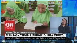 VIDEO: Meningkatkan Literasi di Era Digital
