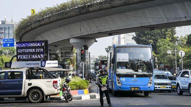Dishub DKI Klaim Polusi Turun Usai Ganjil Genap Diperluas