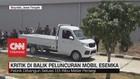 VIDEO: Kritik di Balik Peluncuran Mobil Esemka