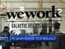 WeWork Pangkas Target Dana IPO