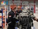 Adu Komponen Lokal Mobil Esemka, Kijang, Avanza, Siapa Juara?