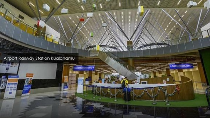 Sekitar 80% peminat pengelolaan Bandara Kualanamu adalah perusahaan asing.