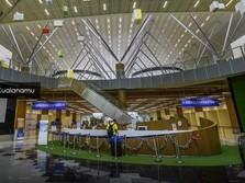 Asing Berlomba-Lomba Ikut Nimbrung di Bandara Kualanamu