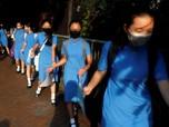 Demo Hong Kong, Ratusan Pelajar Bentuk Rantai Manusia