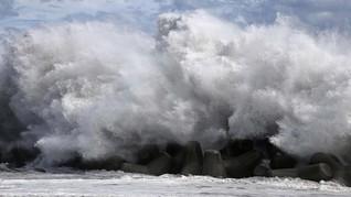 Topan Hagibis Diperkirakan Terjang Jepang Akhir Pekan Ini