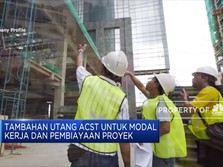 ACST Ajukan Tambahan Utang Rp 4 T ke United Tractors