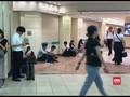 VIDEO: Topan Faxai Hambat Aktivitas Warga di Jepang