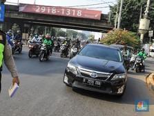 Catat! Ganjil-genap di Jakarta Belum Berlaku