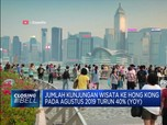 Rusuh, Jumlah Kunjungan Wisman Hong Kong Anjlok Hingga 40%