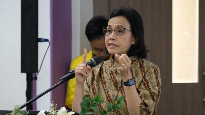Menteri Keuangan Sri Mulyani Indonesia mengakui bahwa permasalahan ekonomi yang dihadapi di dalam negeri bukan hanya soal resesi