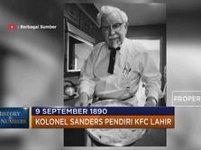 Sejarah Perjalanan Kolonel Sanders, Pendiri dan Ikon KFC
