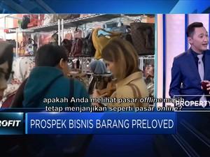 Manisnya Pasar Offline & Online Barang Preloved
