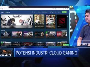 Sasar 7 Juta Gamers Lokal, Cloud Gaming Ramaikan Industri Gim