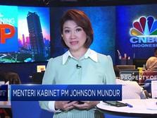 Lagi, Anggota Kabinet PM Boris Johnson Mengundurkan Diri
