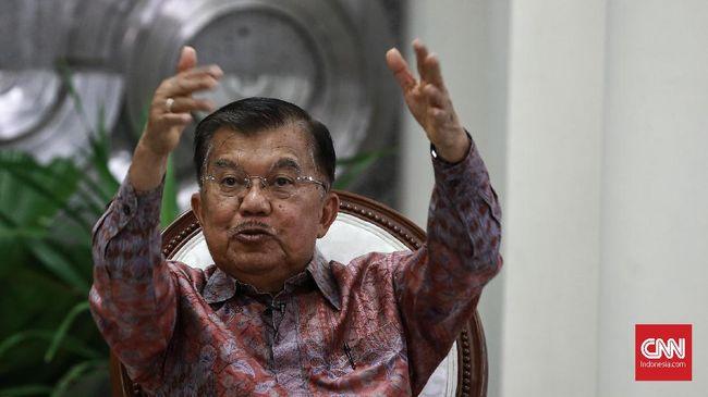 JK Minta Caketum Golkar Tak Bakar Duit di Pemilihan Ketum