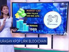 Juragan KPOP Lirik Blockchain