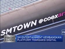 SM Entertainment Kembangkan Platform Transaksi Digital