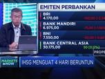 Outlook Kredit Turun, Investor Lepas Saham Perbankan