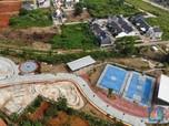Telan Rp 90 M, Ini Penampakan Terkini Proyek Alun-alun Depok