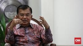 JK Anggap KPK Tangkap Banyak Koruptor Bukan Prestasi