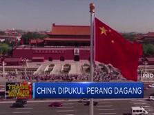 Ekspor Turun, China Mulai Rasakan Dampak Perang Dagang