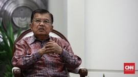 Wapres JK: Penerbitan Perppu KPK Jalan Terakhir