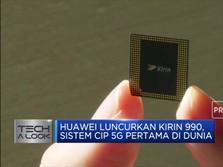 Huawei Perkenalkan Mobile Chip 5G Pertama di Dunia