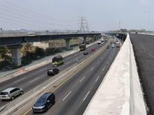 21 Tarif Tol Bakal Naik, Ruas Jakarta-Tangerang Sudah Pasti