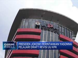 Ini Instruksi Presiden Jokowi Soal Revisi UU KPK