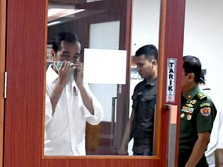 Habibie Tutup Usia, Jokowi Langsung Melayat ke RSPAD