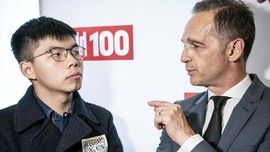 Usai ke Jerman, Aktivis Hong Kong Datangi AS Agar Tekan China