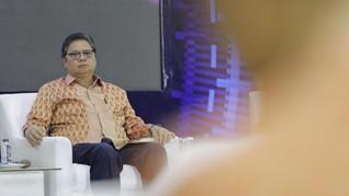 Airlangga Soal Dampak Corona: Kita Tidak Tergantung China