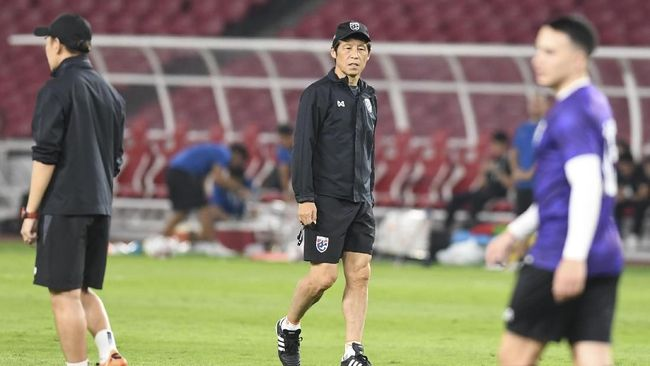 Keluhan Pelatih Thailand Jelang Lawan Indonesia di SEA Games