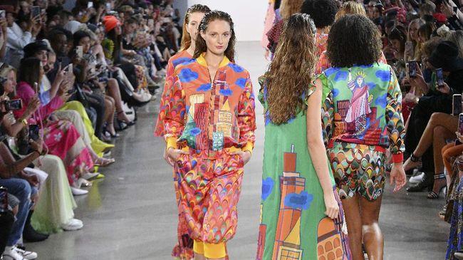 Kilau 'Indonesian Diversity' Warnai New York Fashion Week
