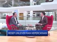 Begini Jurus Unilever Gaet Investor