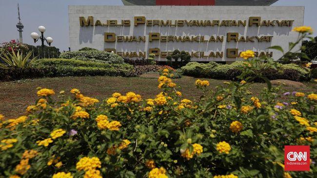 PAN, Gerindra, Golkar, dan PKB Berebut Kursi Ketua MPR