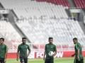 FOTO: Persiapan Akhir Jelang Indonesia vs Thailand