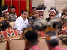 Jokowi Buka-bukaan Soal Pengumuman Kabinet Baru, Simak!