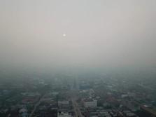 Kabut Asap, Penumpang Pesawat Wajib Pantau Status Penerbangan