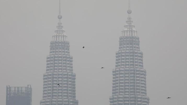 Kebakaran hutan RI ganggu Malaysia, Singapura, dan negara lain