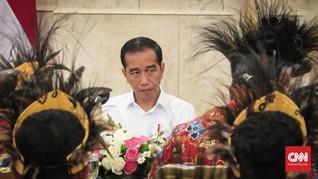 Jokowi: Status Asap Karhutla di Riau Siaga Darurat