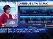 Omnibus Laws, Reformasi Pajak Era Jokowi