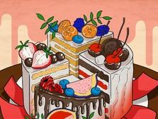 Sempat Booming, 9 Bisnis Kue Artis RI Ini Tiba-Tiba Hilang