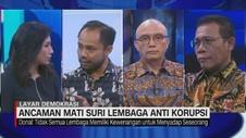 VIDEO: Ancaman Mati Suri Lembaga Anti Korupsi (3/3)