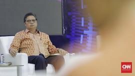 Golkar Minta Jokowi Pertahankan Airlangga dan Agus di Kabinet